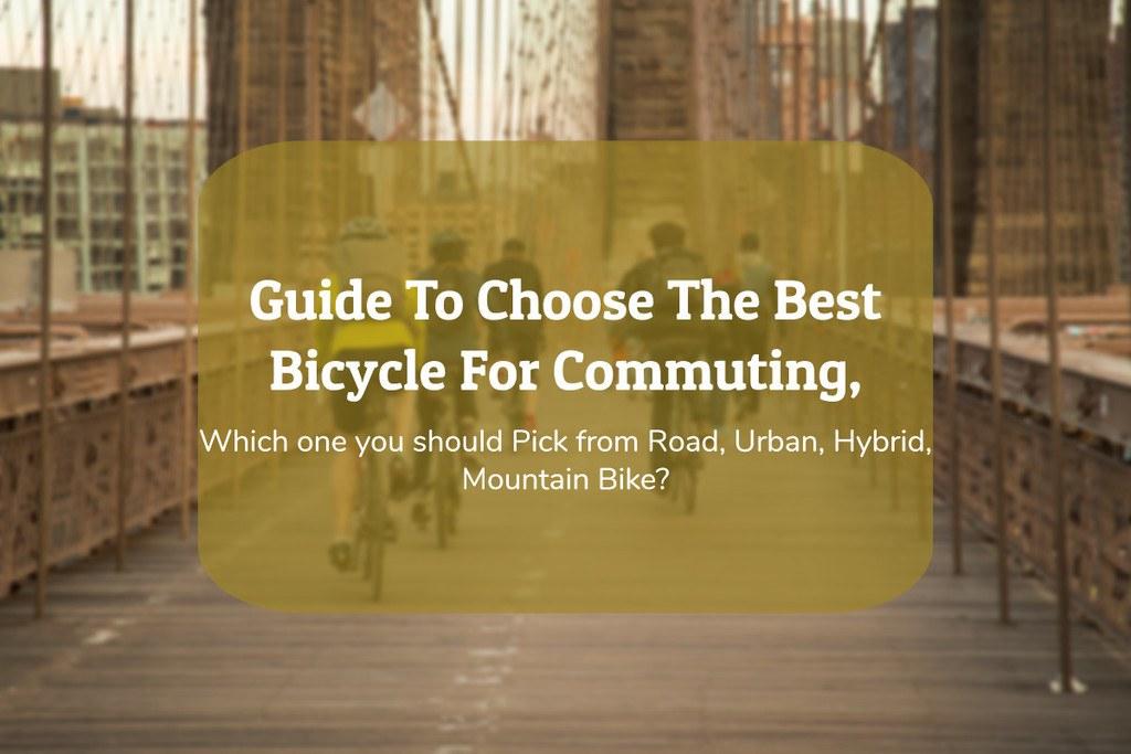 best commuter bike under 500