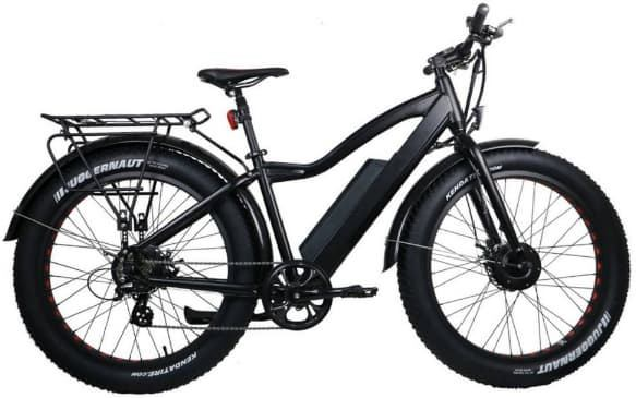 Eunorau 250W,350W Fat AWD Dual Motor Electric Fat tire Bike