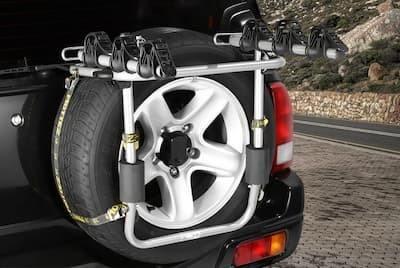 Spare Tire Mountable