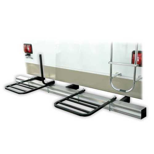 bumper mounted rack