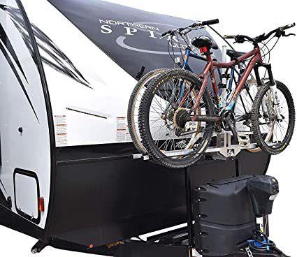 hitch mounted rv racks